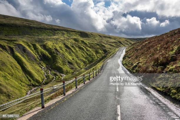 The Buttertubs Pass, North Yorkshire, England