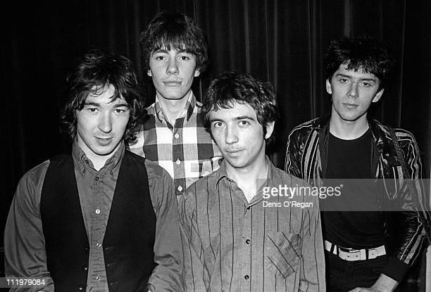 The Buzzcocks in Belfast 1978