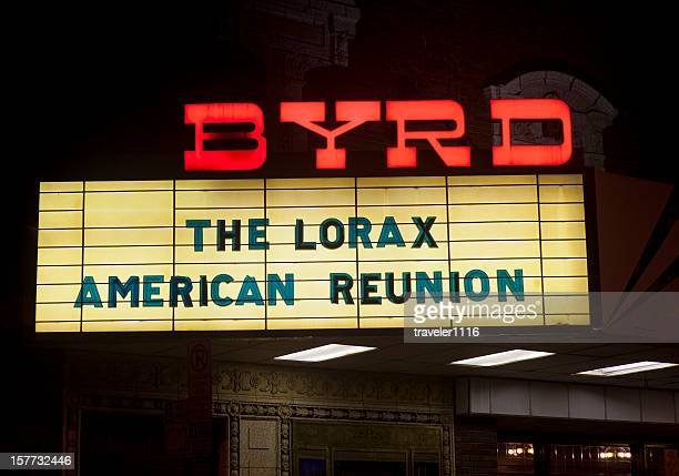 The Byrd Theater In Richmond, Virginia