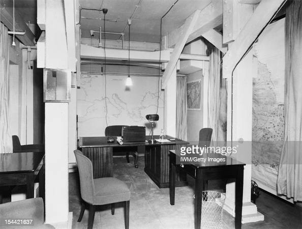 the cabinet war rooms a different view of the prime minister 39 s bedroom