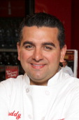 'The Cake Boss' Buddy Valastro attends the grand opening of The Cake Boss Cafe at the Discovery Times Square Exposition Center on May 12 2011 in New...