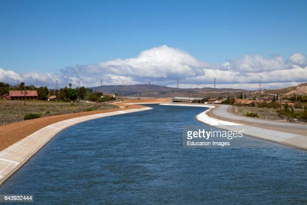 The California Aqueduct is the state's largest and longest water transport system stretching from the SacramentoSan Joaquin Delta in the north to...