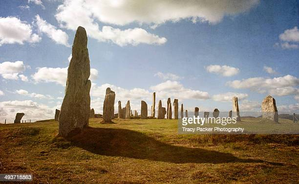 The Callanais Standing Stones, Isle of Lewis.