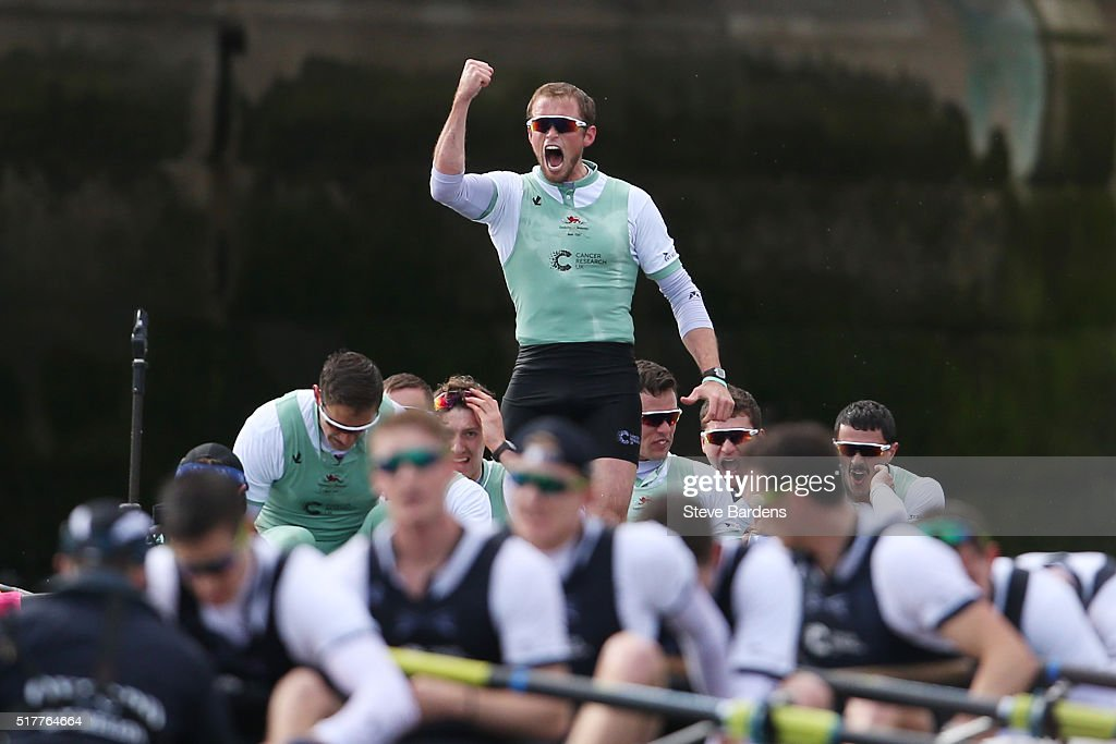 Best of the Oxford & Cambridge University Boat Races 2016