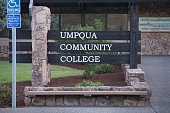 The campus of Umpqua Community College remains closed on October 4 2015 in Roseburg Chris Harper Mercer went on a shooting rampage October 1 at the...
