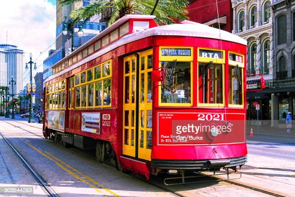 CONTENT] The Canal Street Line is one of four operating streetcar lines in New Orleans today