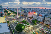 Buenos Aires is the capital city of Argentina in South America