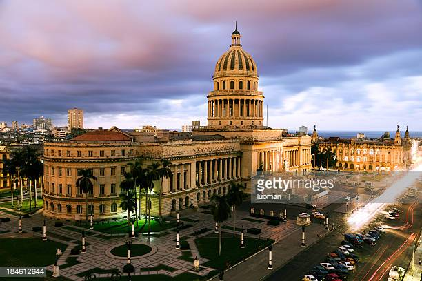The Capitolio in Old Habana