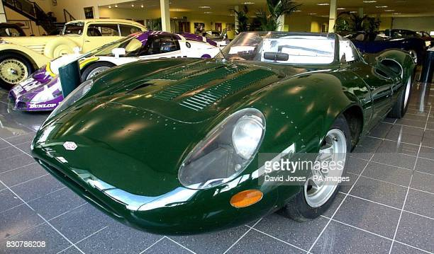 The car that money cannot buy The Jaguar XJ13 built 35 years ago for the Le Mans 24 hr race is currently being exhibited at the Jaguar Museum Browns...