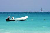 The Caribbean Sea - Riviera Maya