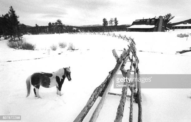 The Caribou Ranch Nederland Colo Recording Studio Credit The Denver Post