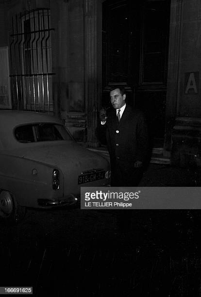The Case Of Dr Gerard Colin En 1964 en France en Lorraine le Docteur COLIN dérangé en pleine nuit il a conseillé de transporter un jeune homme blessé...