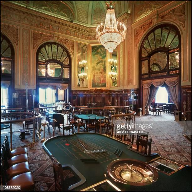 The Casino of Monaco on October 01 2000