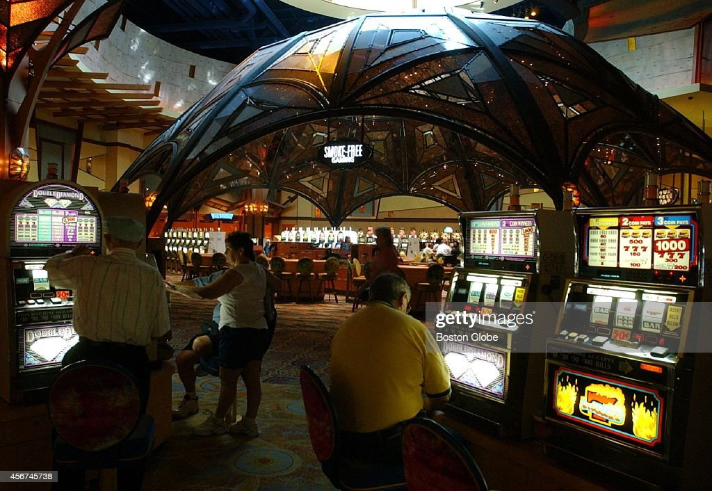 Smoke free casino mohegan lvs casino