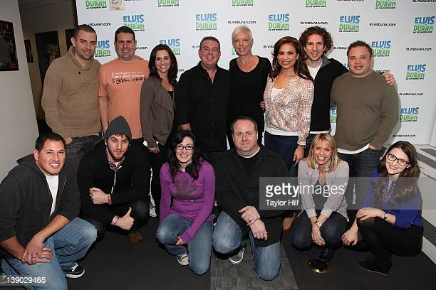 Z100 Crew Stock Photos and Pictures   Getty Images