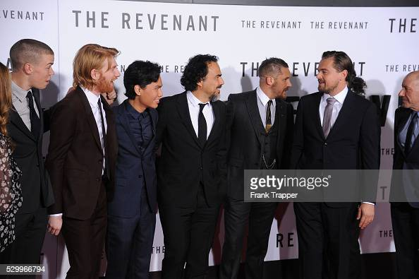 meet the cast revenant director