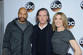TOUR 2015 The cast and executive producers of ABC series graced the carpet at Disney   ABC Television Group's Winter Press Tour 2015