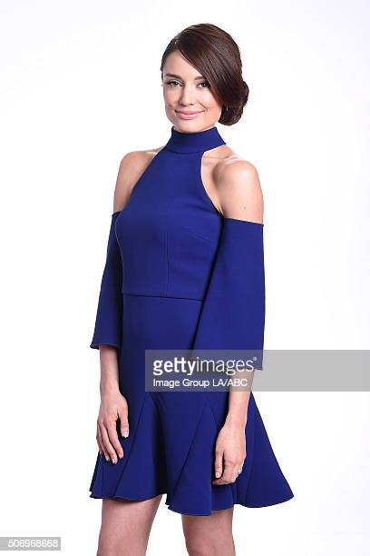 TOUR 2016 The cast and executive producers of ABC series graced the carpet at Disney   ABC Television Group's Winter Press Tour 2016 MALLORY