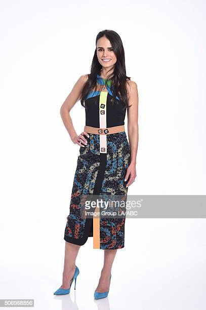 TOUR 2016 The cast and executive producers of ABC series graced the carpet at Disney   ABC Television Group's Winter Press Tour 2016 JORDANA