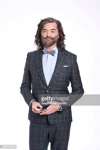 TOUR 2016 The cast and executive producers of ABC series graced the carpet at Disney | ABC Television Group's Winter Press Tour 2016 TIMOTHY