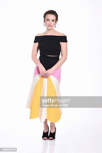 TOUR 2016 The cast and executive producers of ABC series graced the carpet at Disney | ABC Television Group's Winter Press Tour 2016 ELIZABETH