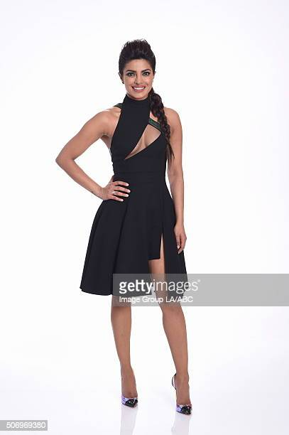 TOUR 2016 The cast and executive producers of ABC series graced the carpet at Disney   ABC Television Group's Winter Press Tour 2016 PRIYANKA
