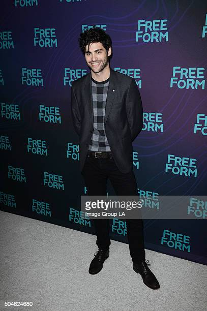 TOUR 2016 The cast and executive producers of Freeform series graced the carpet at Disney | ABC Television Group's Winter Press Tour 2016 MATTHEW