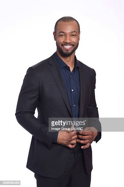 TOUR 2016 The cast and executive producers of Freefrom series graced the carpet at Disney | ABC Television Group's Winter Press Tour 2016 ISAIAH
