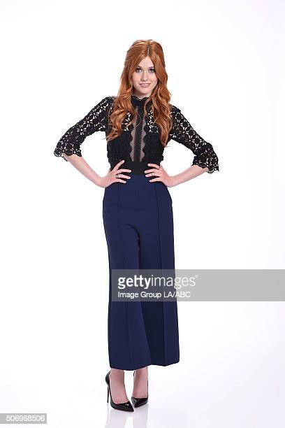TOUR 2016 The cast and executive producers of Freefrom series graced the carpet at Disney | ABC Television Group's Winter Press Tour 2016 KATHERINE