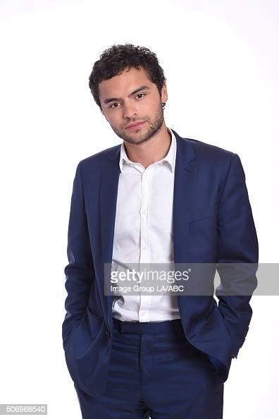 TOUR 2016 The cast and executive producers of Freefrom series graced the carpet at Disney   ABC Television Group's Winter Press Tour 2016 SEBASTIAN