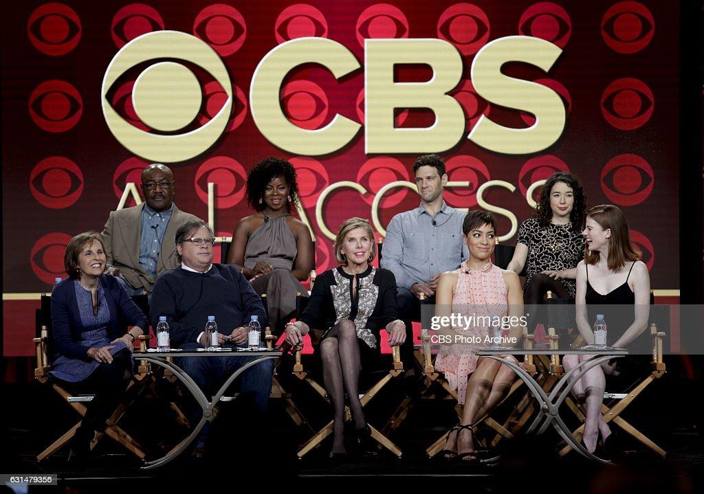 CBS's Winter TCA Session - 2017