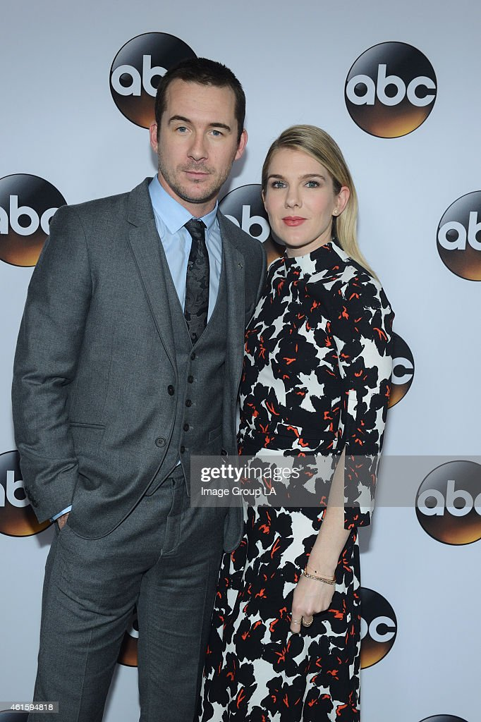 TOUR 2015 - The cast and executive producers of ABC series graced the carpet at Disney | ABC Television Group's Winter Press Tour 2015.