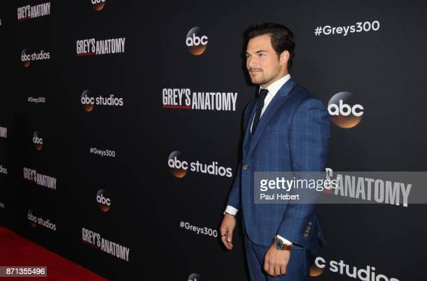 S ANATOMY The Cast and Executive Producers of ABC's 'Grey's Anatomy' celebrate the 300th episode at Tao Los Angeles on Saturday November 4 hosted by...