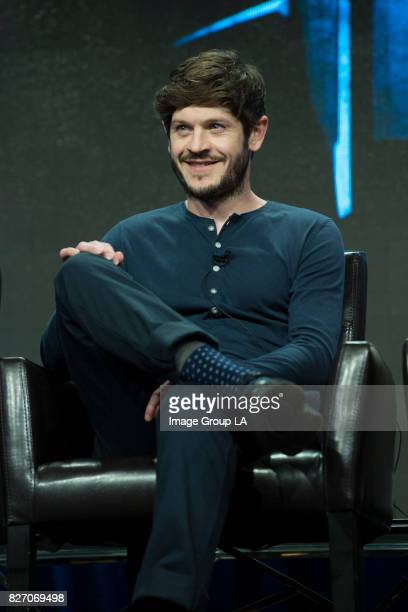 TOUR 2017 The cast and producers of ABC's 'Marvel's Inhumans' at Disney   ABC Television Group's Summer Press Tour 2017 at The Beverly Hilton in...