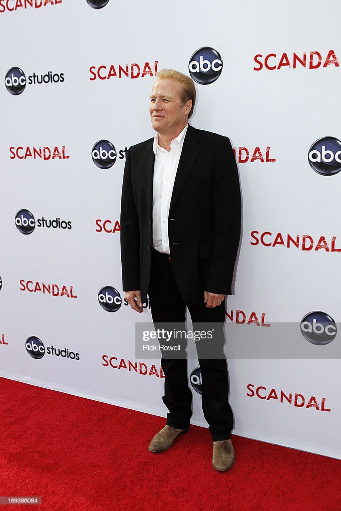 SCANDAL - The cast, guest stars and executive producers of 'Scandal' attended 'An Evening with Scandal' at The Academy of Television Arts & Sciences for their season finale table read and Q&A on Thursday, May 16, 2013. HENRY