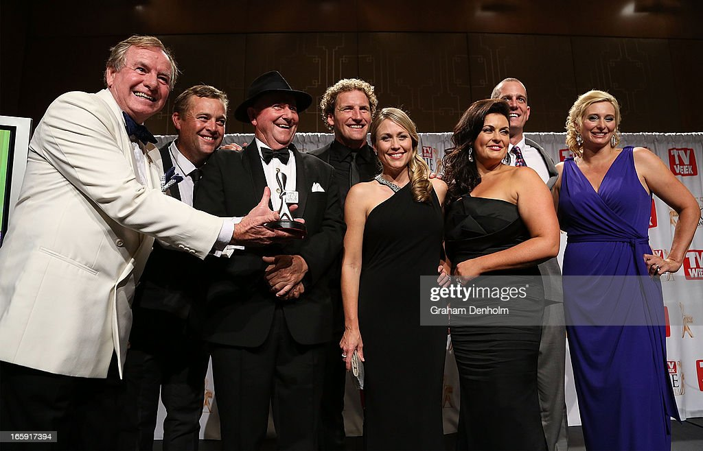 Logie Awards Awards Room Getty Images