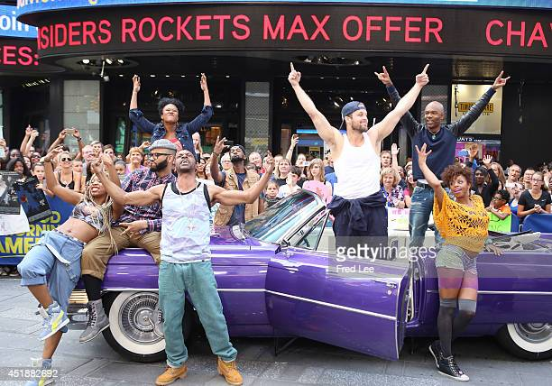 Good Morning America How Are Ya : Holler if ya hear me stock photos and pictures getty images