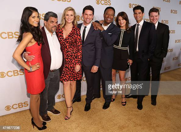 The cast of 'Code Black' actors Melanie Kannokada Luis Guzman Bonnie Somerville Benjamin Hollingsworth William Allen Young Marcia Gay Harden Raza...