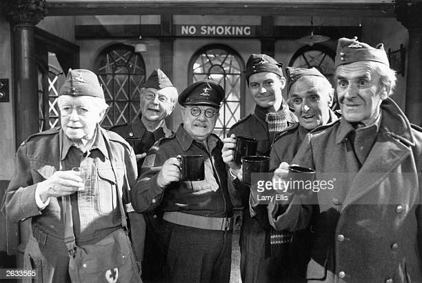PICS: New Dad's Army Cast Member