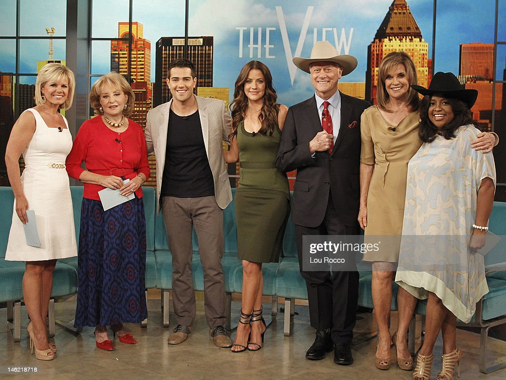 THE VIEW The cast of 'Dallas' appeared today on 'The View' 'The View' airs MondayFriday on the ABC Television Network GRAY