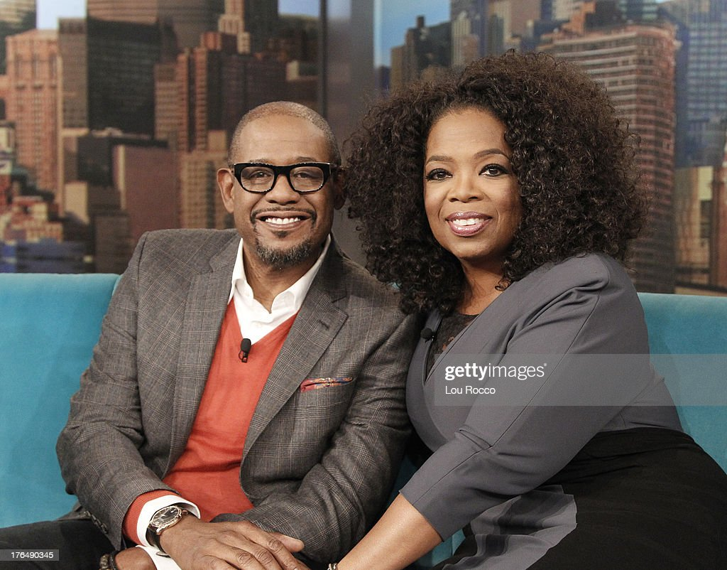 THE VIEW - The cast of Lee Daniels' 'The Butler' featuring stars <a gi-track='captionPersonalityLinkClicked' href=/galleries/search?phrase=Oprah+Winfrey&family=editorial&specificpeople=171750 ng-click='$event.stopPropagation()'>Oprah Winfrey</a>, Forest Whitaker, Cuba Gooding Jr., Lenny Kravitz and David Oyelowo, appears on ABC's 'The View,' Friday, August 16, 2013. 'The View' airs Monday-Friday (11:00 am-12:00 noon, ET) on the ABC Television Network. WINFREY