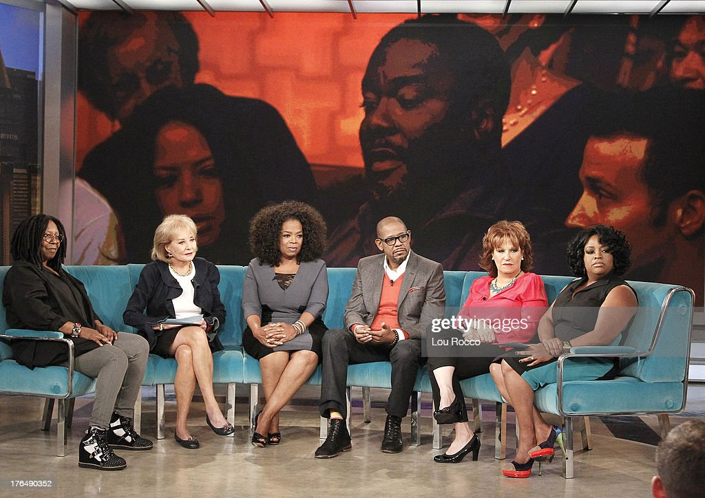 THE VIEW - The cast of Lee Daniels' 'The Butler' featuring stars Oprah Winfrey, Forest Whitaker, Cuba Gooding Jr., Lenny Kravitz and David Oyelowo, appears on ABC's 'The View,' Friday, August 16, 2013. 'The View' airs Monday-Friday (11:00 am-12:00 noon, ET) on the ABC Television Network. SHEPHERD