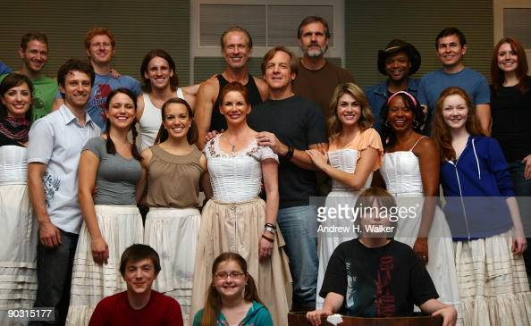 Unsere kleine farm musical stock fotos und bilder getty Cast of little house on the prairie now