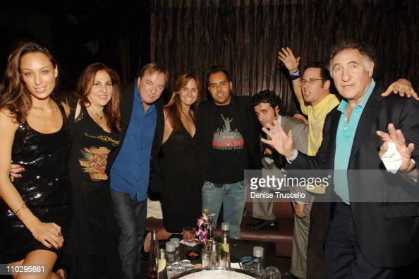 The Cast of 'Numbers' Guest Kathy Najimy Guest Diane Farr Guest David Krumholtz Rob Morrow and Judd Hirsch