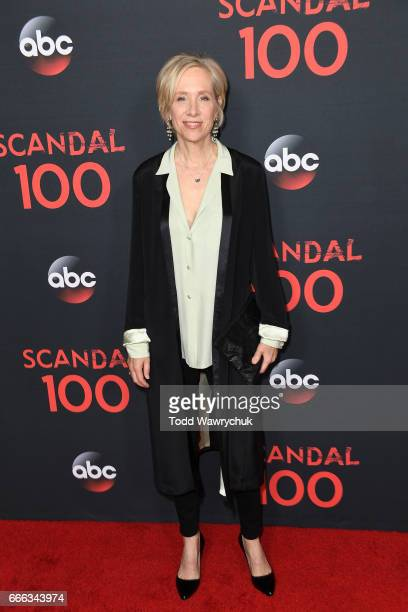 SCANDAL The cast of Scandal attended a 100th episode celebration in West Hollywood CA The 100th episode entitled 'The Decision airs THURSDAY APRIL 13...