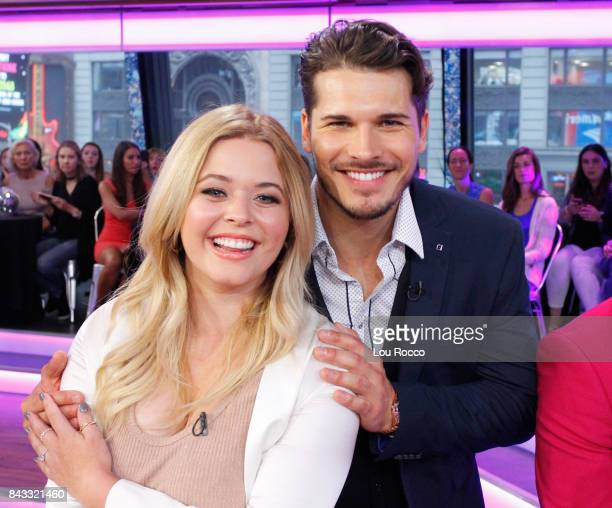 AMERICA The cast of Season 25 of 'Dancing with the Stars' are announced live on 'Good Morning America' Wednesday September 6 2017 on the ABC...