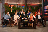 THE VIEW The cast of 'Shark Tank' appears on 'THE VIEW' airing Tuesday 4/12/16 on the ABC Television Network LEARY LORI GREINER ROBERT HERJAVEC WHOOPI
