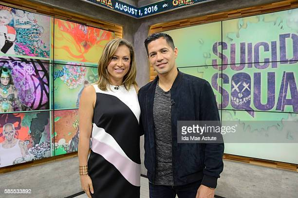 AMERICA The cast of 'Suicide Squad' takes over GOOD MORNING AMERICA 8/1/16 airing on the ABC Television Network GINGER