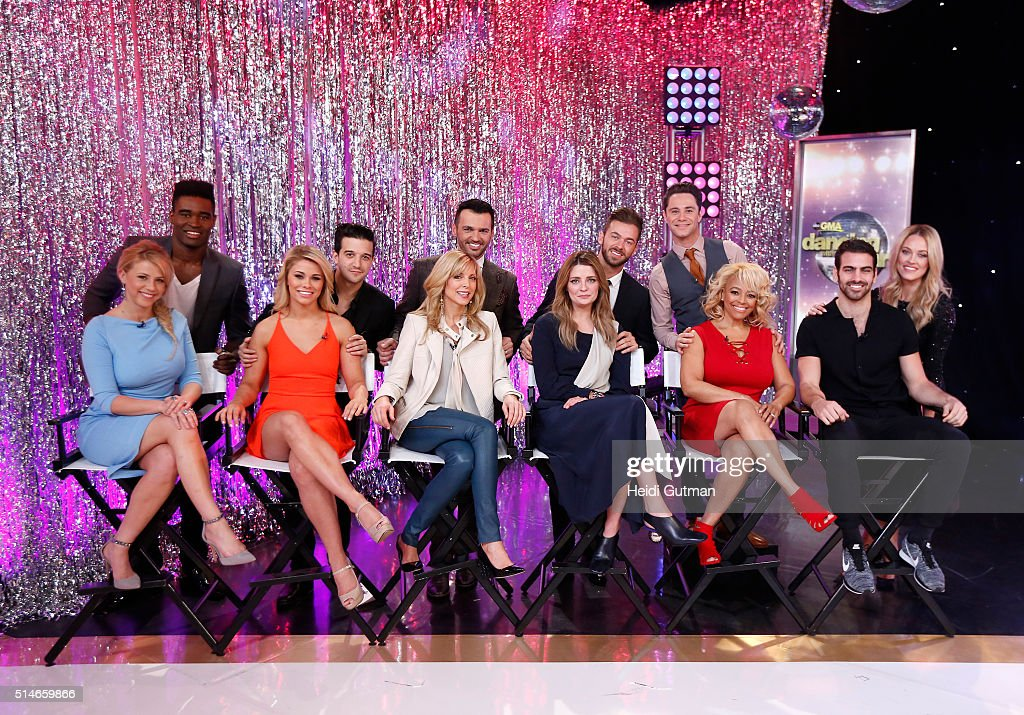 """ABC's """"Good Morning America"""" - 2016 