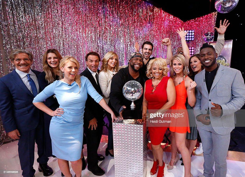 "ABC's ""Good Morning America"" - 2016"